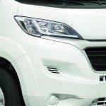 carrosserie blanche Fiat camping-cars profilés